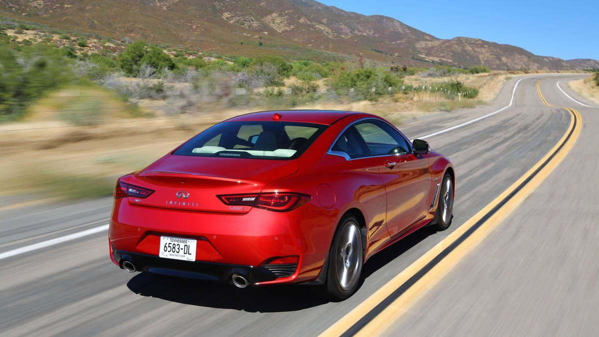 Infiniti Q60 Review With Price Horsepower And Photo Gallery Infiniti Sports Coupe
