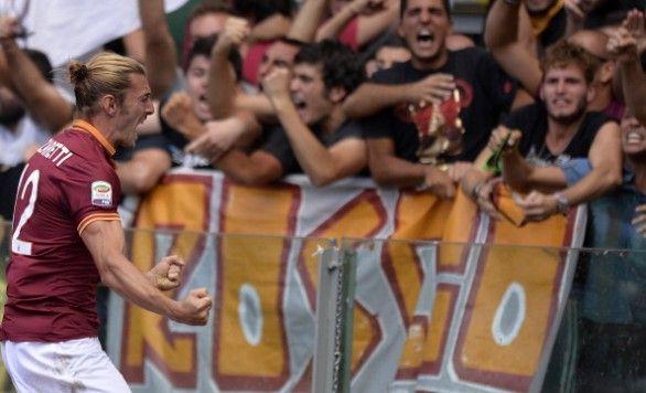 Roma - Lazio 2 - 0