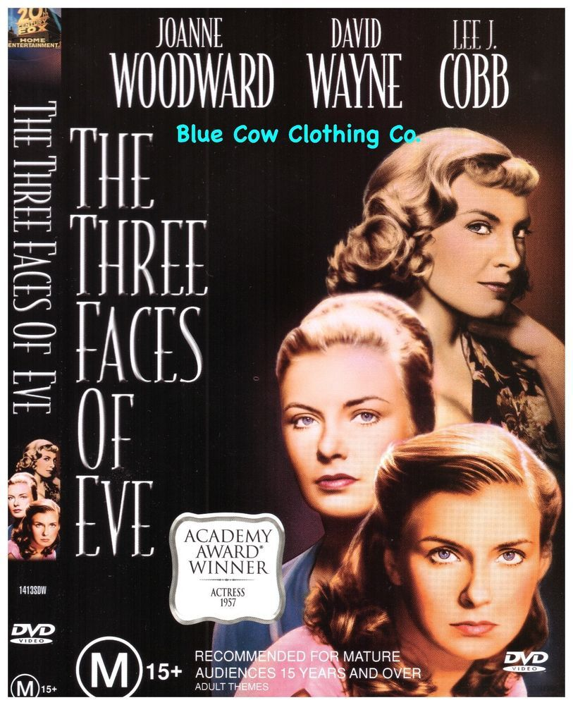 Check out The Three Faces of Eve DVD R4 (1957) Joanne