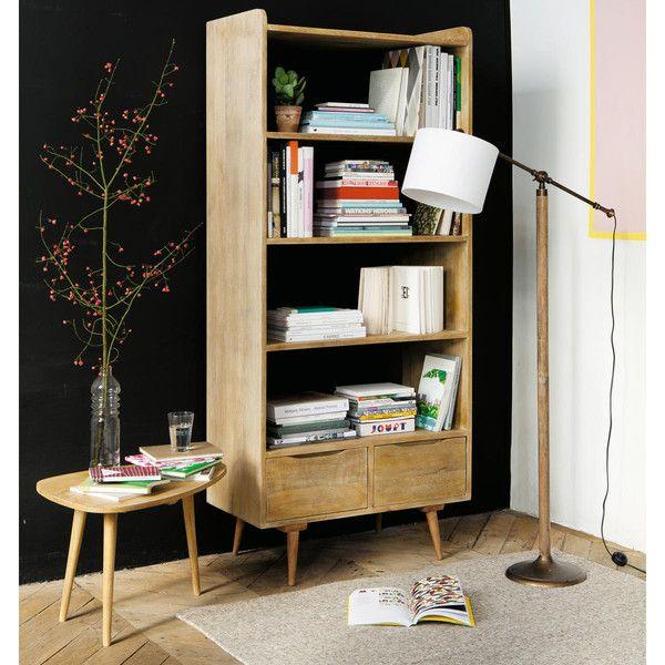 couchtisch im vintage stil aus massivem mangoholz m bel pinterest regal m bel und wohnzimmer. Black Bedroom Furniture Sets. Home Design Ideas