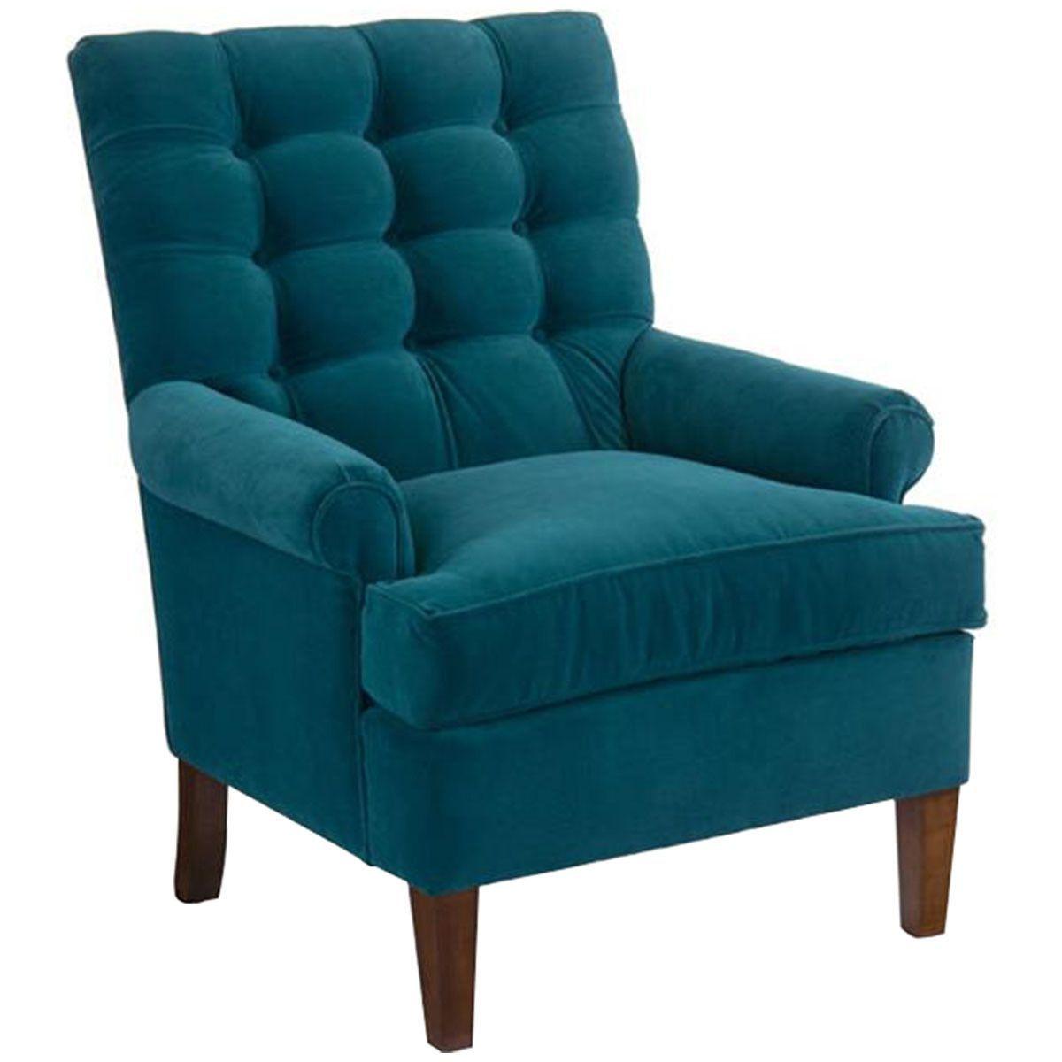 John Richard Button Back Chair