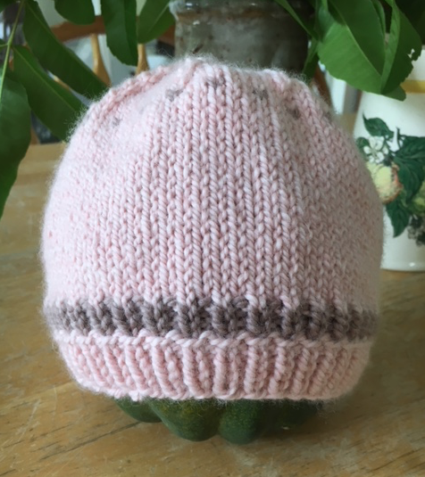 Info And Links To Help For Basic Hat Knitting Techniques