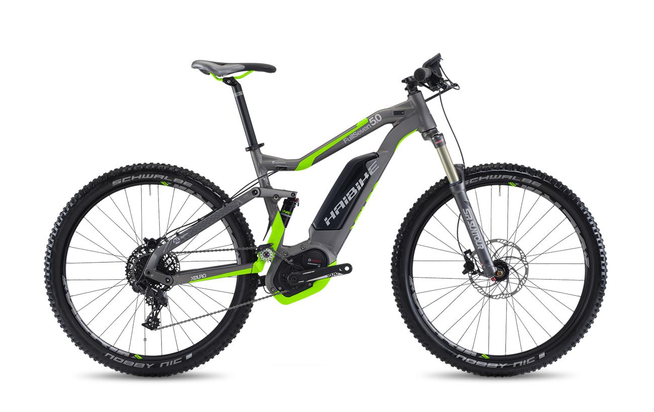 Haibike Sduro Fullseven 100 2018 Propel Electric Bikes