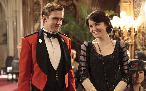 No! Dan Stevens, the leading man in Downton Abbey, has hinted that this series could be his last as he sets his sights on Hollywood.