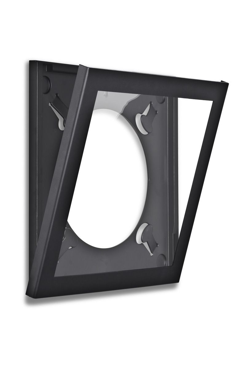 Vinyl Album Frame Black Vinyl Record Frame Black In 2020 Vinyl Record Frame Framed Records Vinyl Record Display