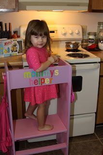 Diy Kid S Kitchen Helper Stool Amp Learning Tower All