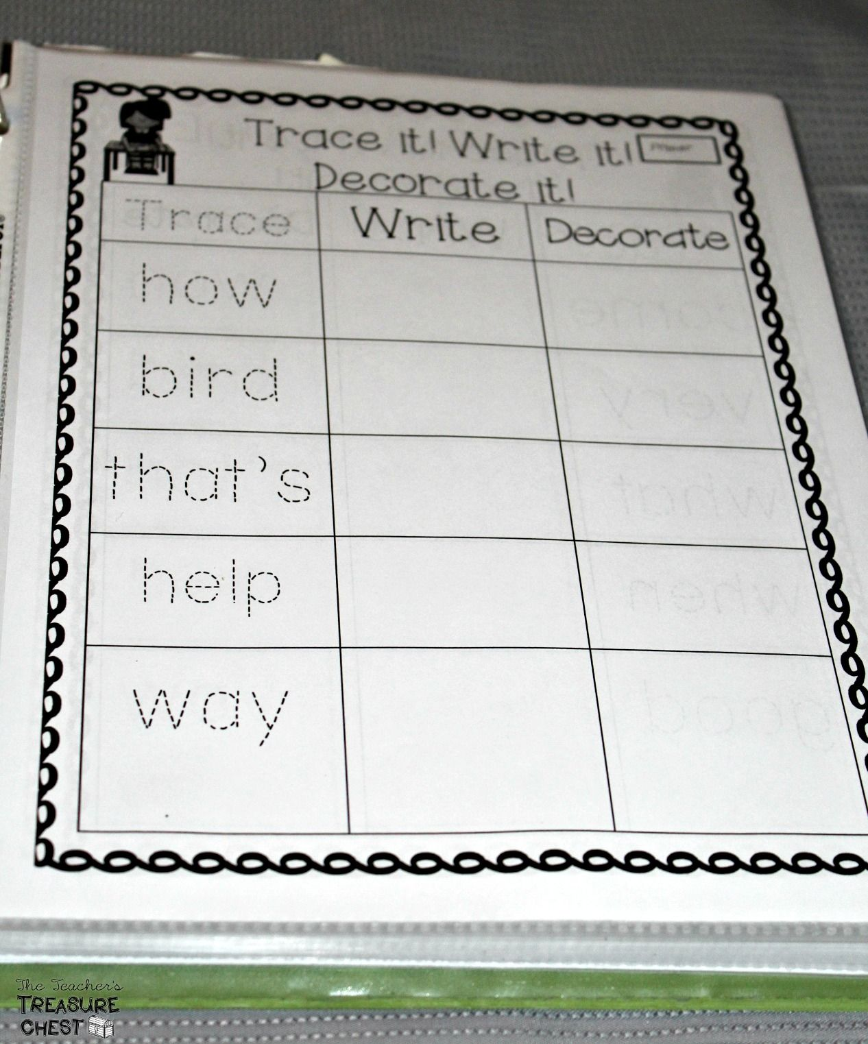 First Grade Reading Intervention Binder (With Images