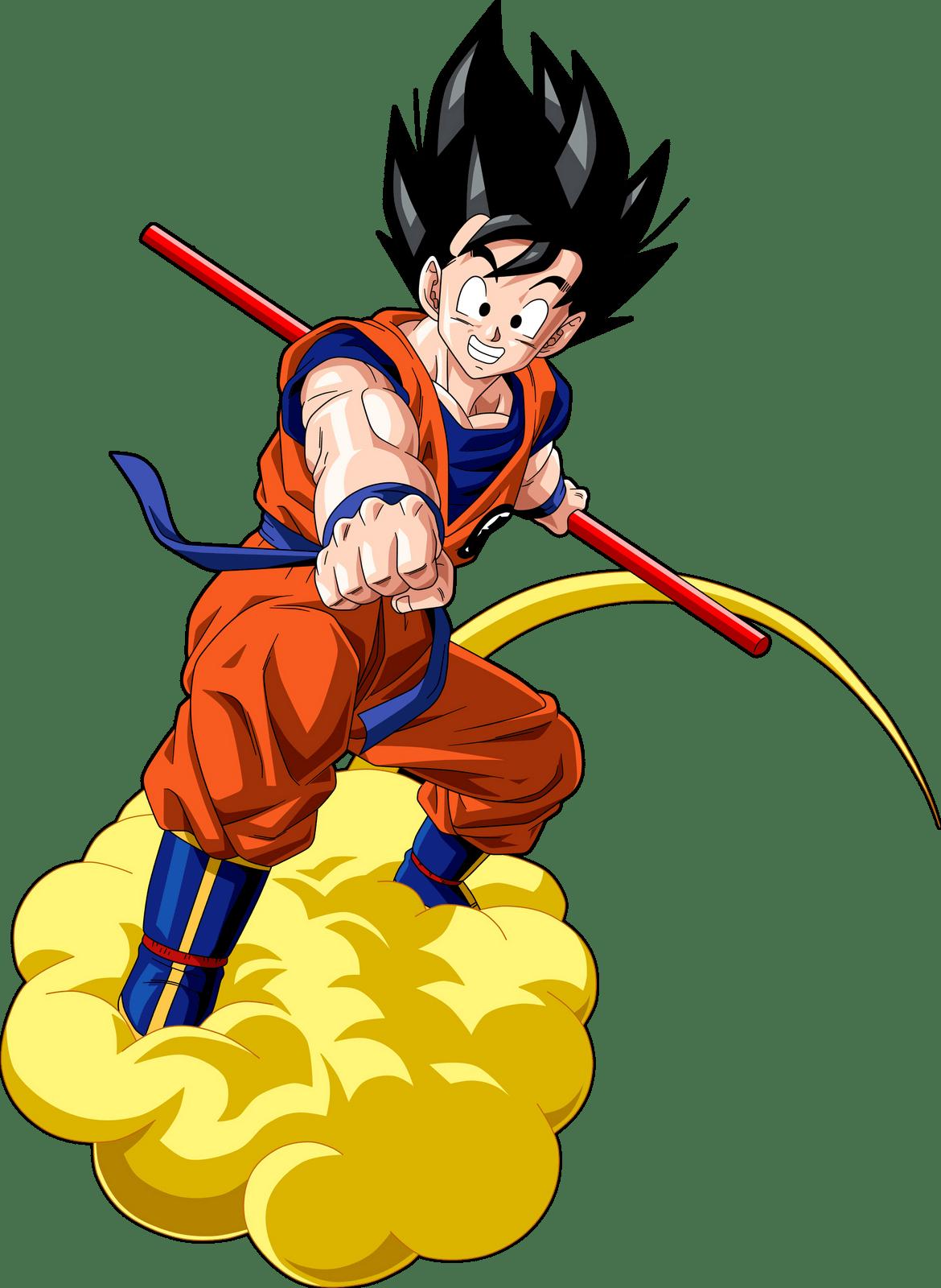Goku In Der Wolke Transparent Png Stickpng Dragon Ball Goku Dragon Ball Super Manga Dragon Ball Super Goku