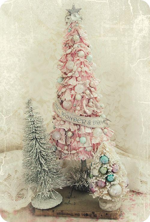 3 by Moontjuh Pretty ideas Pinterest Bottle brush trees