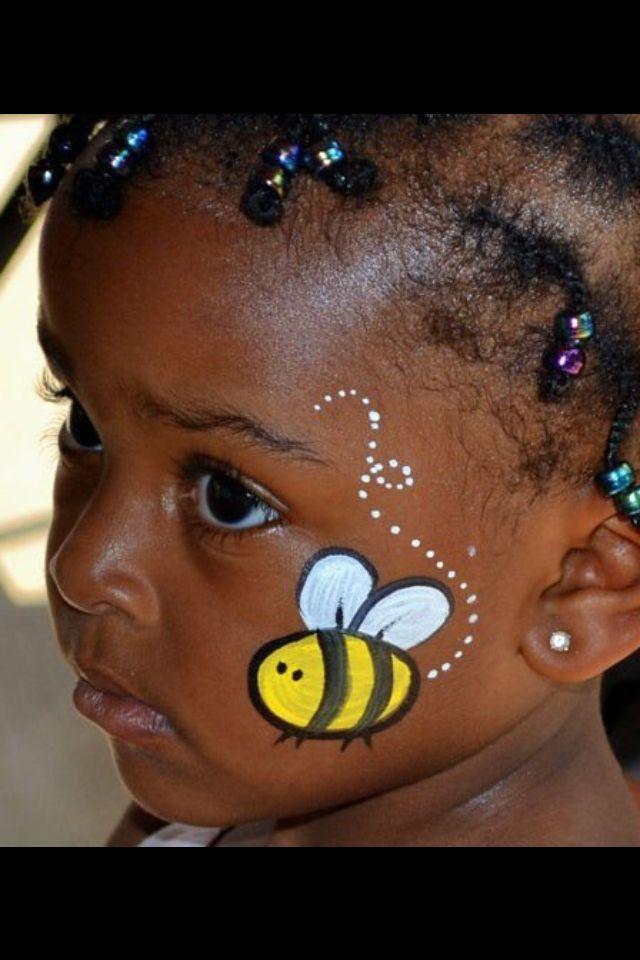 buzzz bee schmink schminken ontwerpen gezicht. Black Bedroom Furniture Sets. Home Design Ideas