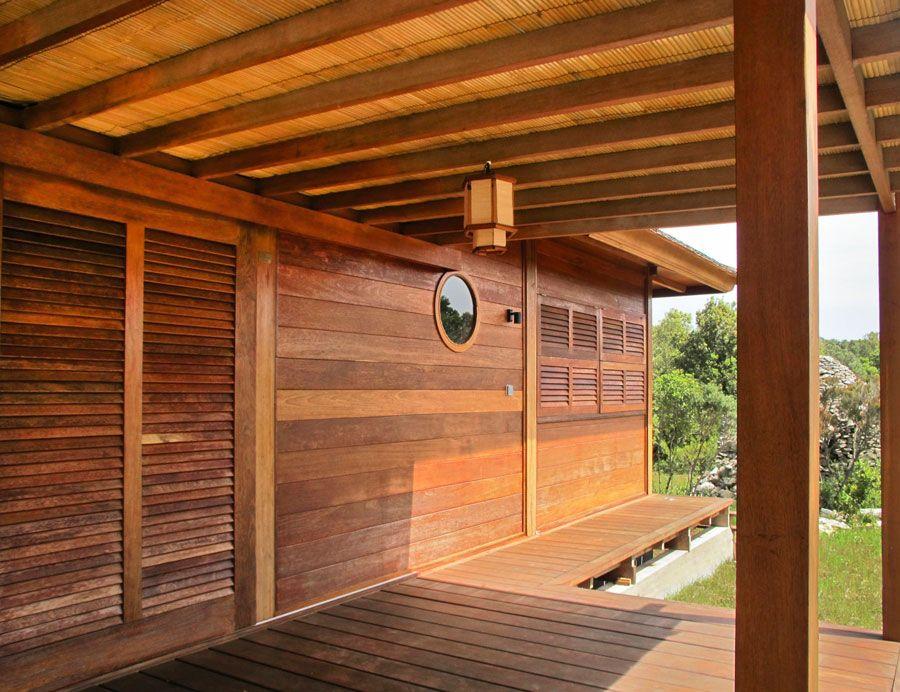 auto construction maison en bois Projet Cases Pinterest