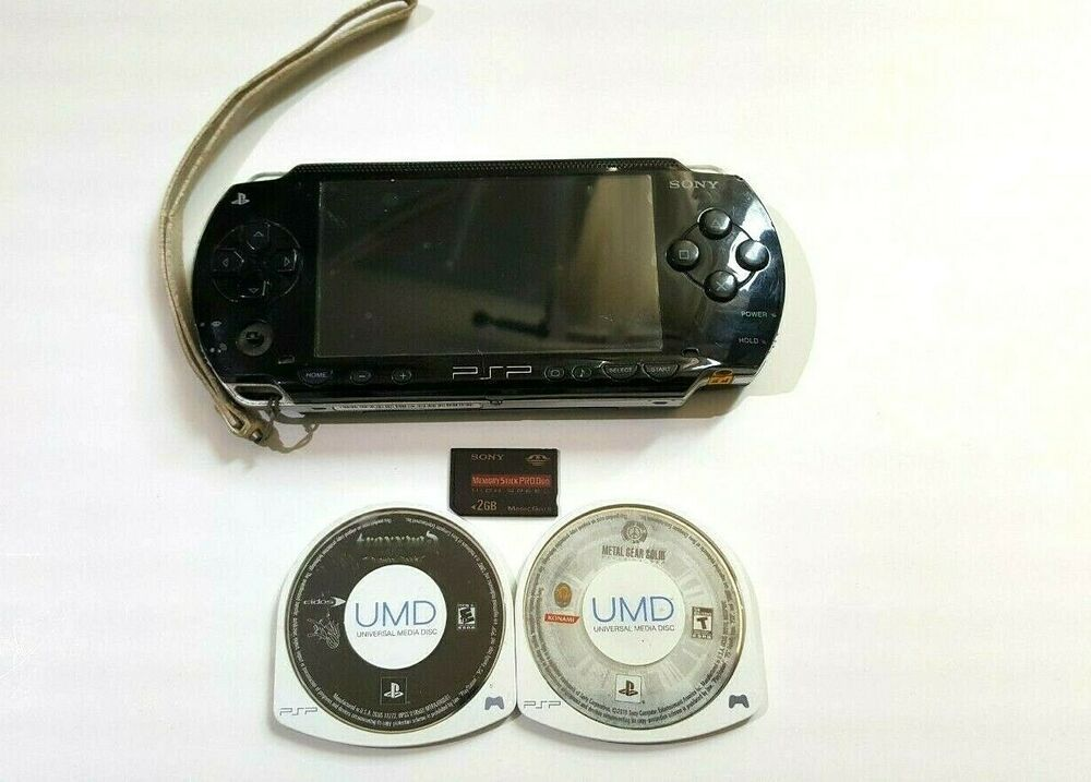Sony PSP handheld system and UMD games #Sony   Sony PSP