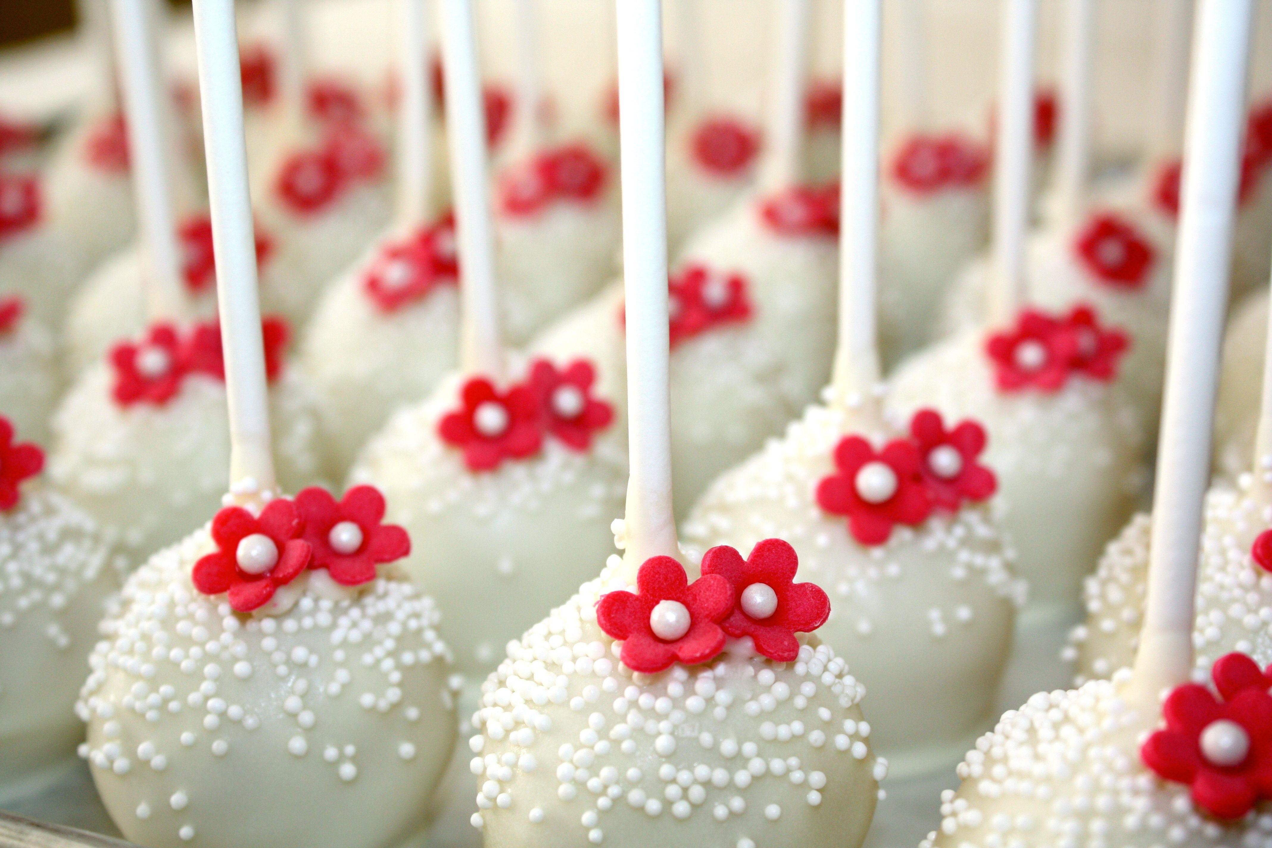 Wedding Cake Pops Decoration Ideas Thec10 Tortas