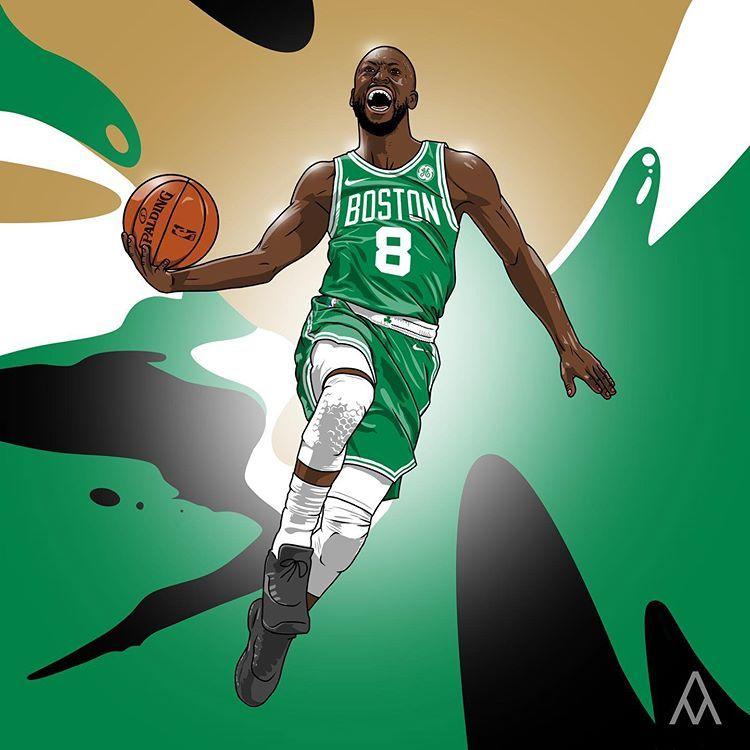 Instagram 上的 Adrien Pmmp Petite Mise A Jour Kemba Walker Portera Le Numero 8 A Boston Bostonceltics K In 2020 Celtics Basketball Boston Celtics Wallpaper Nba Art