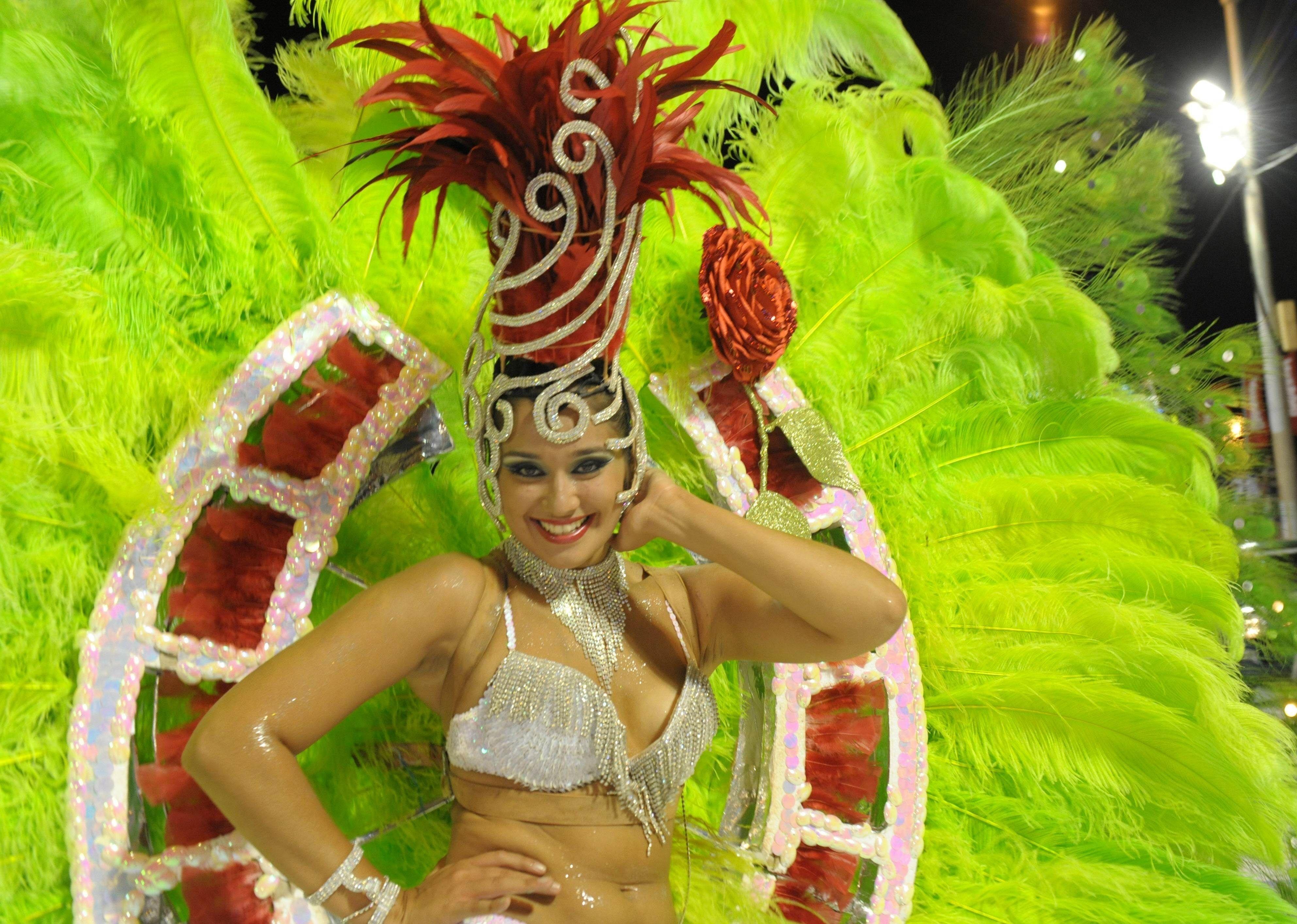 Paraguayculture Paraguay Carnival Art Culture Slide - Paraguay culture