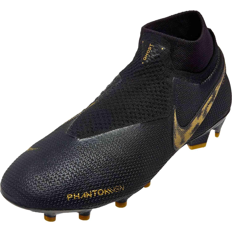 Nike Phantomvsn Elite Black Lux Nike Soccer Shoes White Nike Shoes Nike Shoes Girls