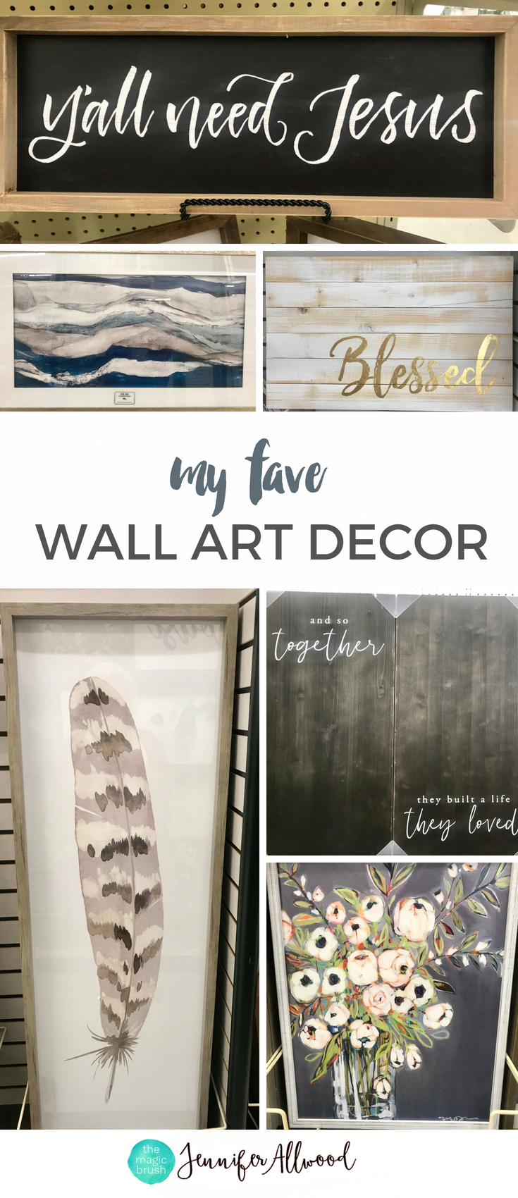 Sign art my favorite new home decor from hobby lobby by jennifer