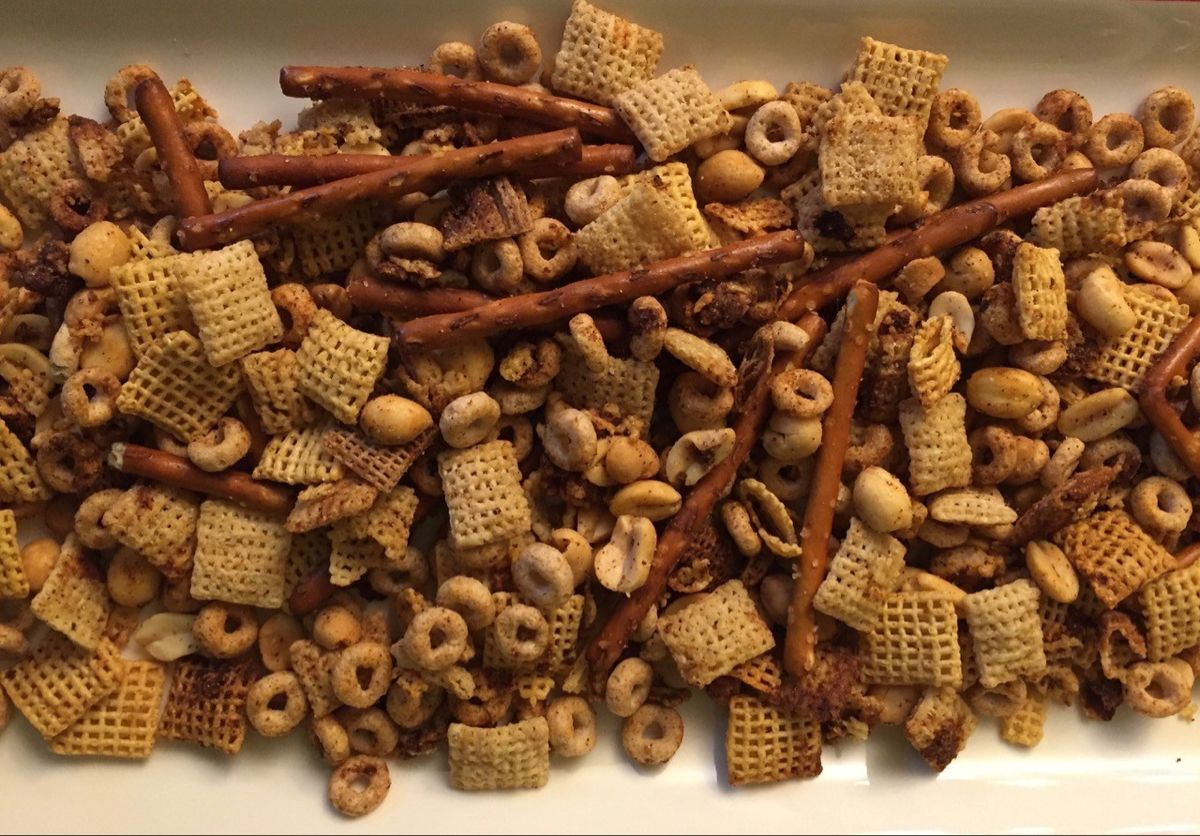 Even Better Than the Original Chex Mix