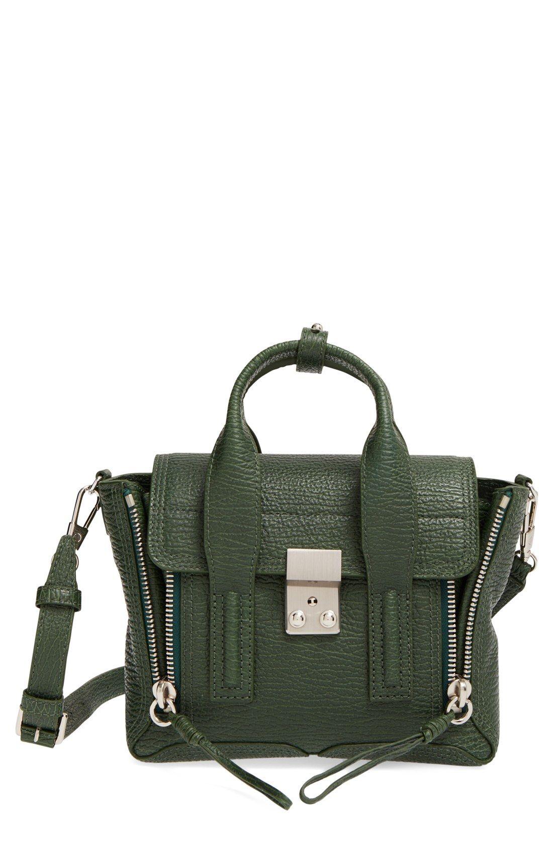 d52a52130bd68 3.1 Phillip Lim  Mini Pashli  Leather Satchel