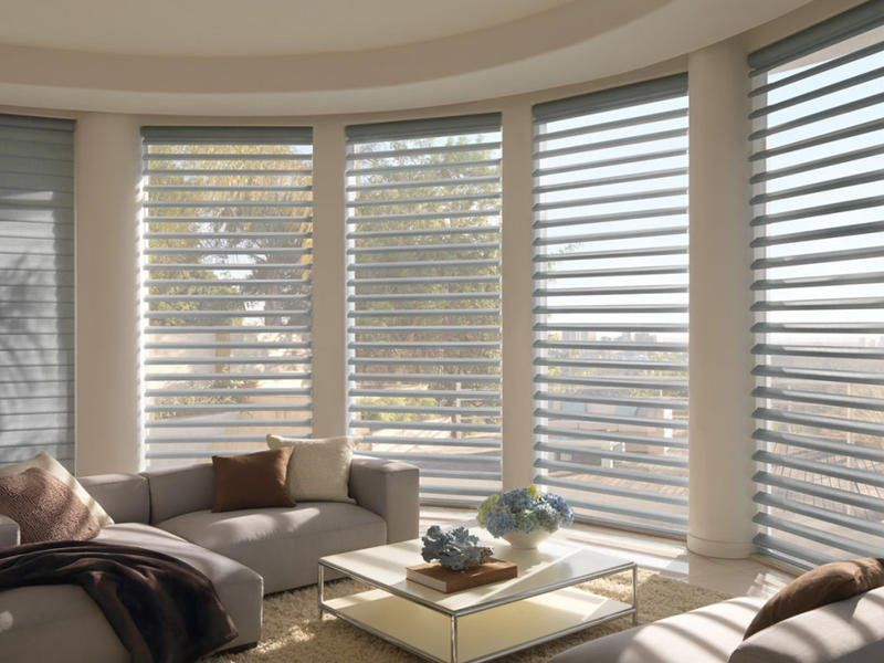 Hunter Douglas Brings Apple Homekit Support To Blinds And Shades Living Room Shades Window Styles Blinds For Windows