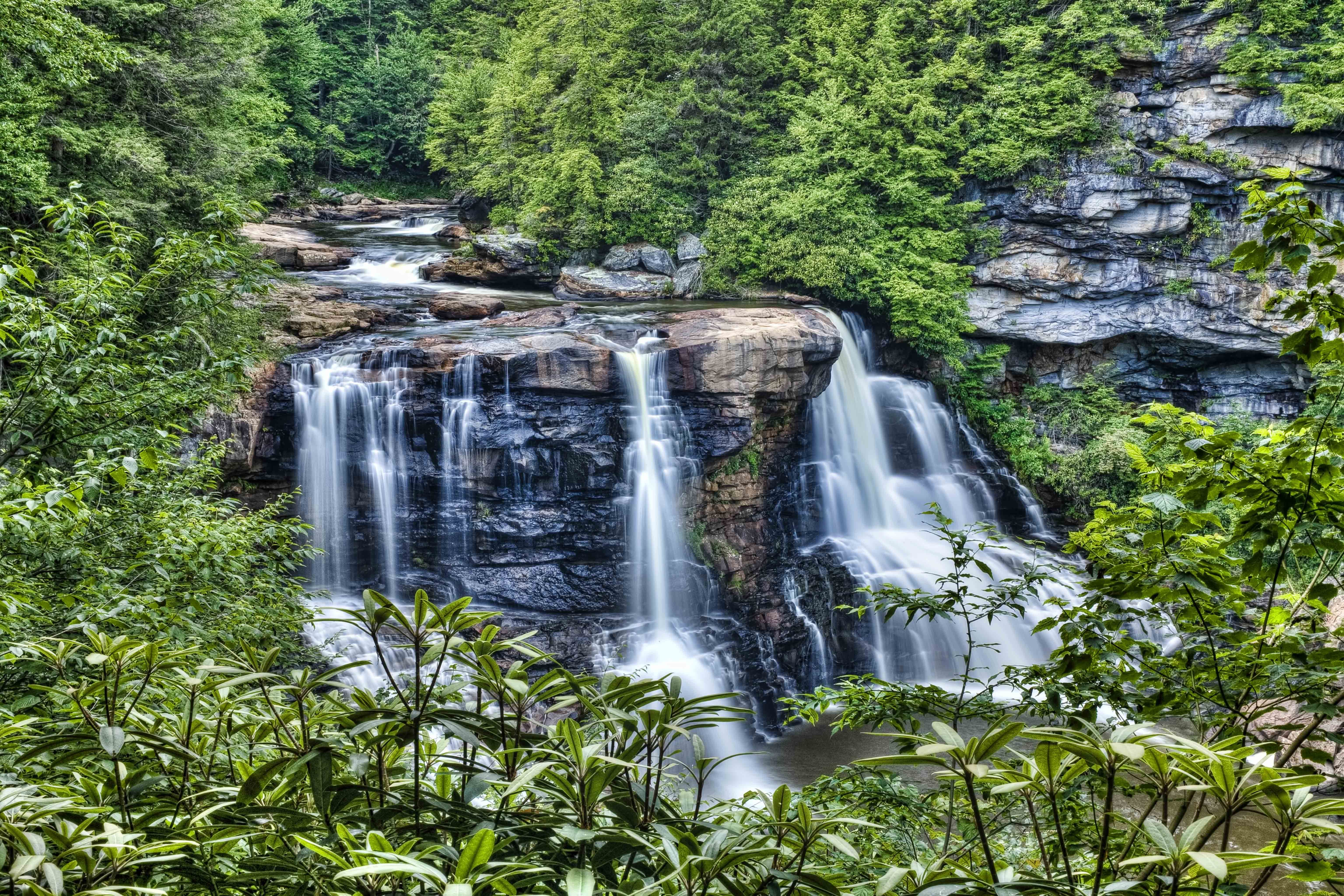 Hdr Hdr Hdr Black River Falls Blackwater Falls Black River Falls Most Beautiful Places
