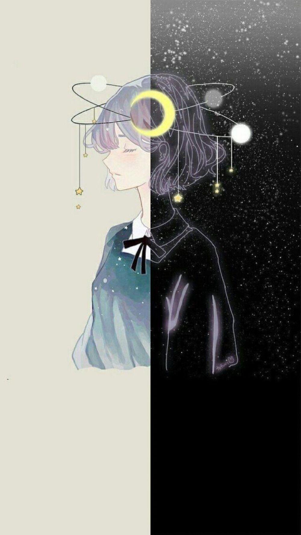 Pin By Xich Diễm Cố Tich On Art Nữ Cute Anime Wallpaper Anime Wallpaper Anime Art Beautiful Cute anime tumblr hd wallpaper