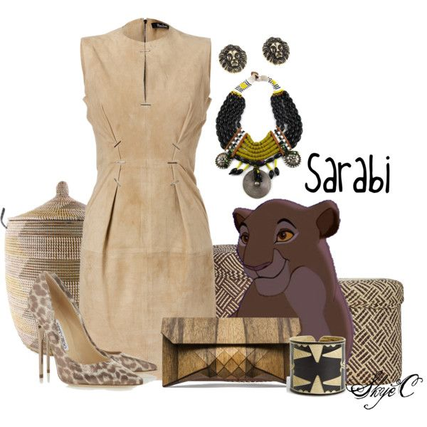 Sarabi from The Lion King!