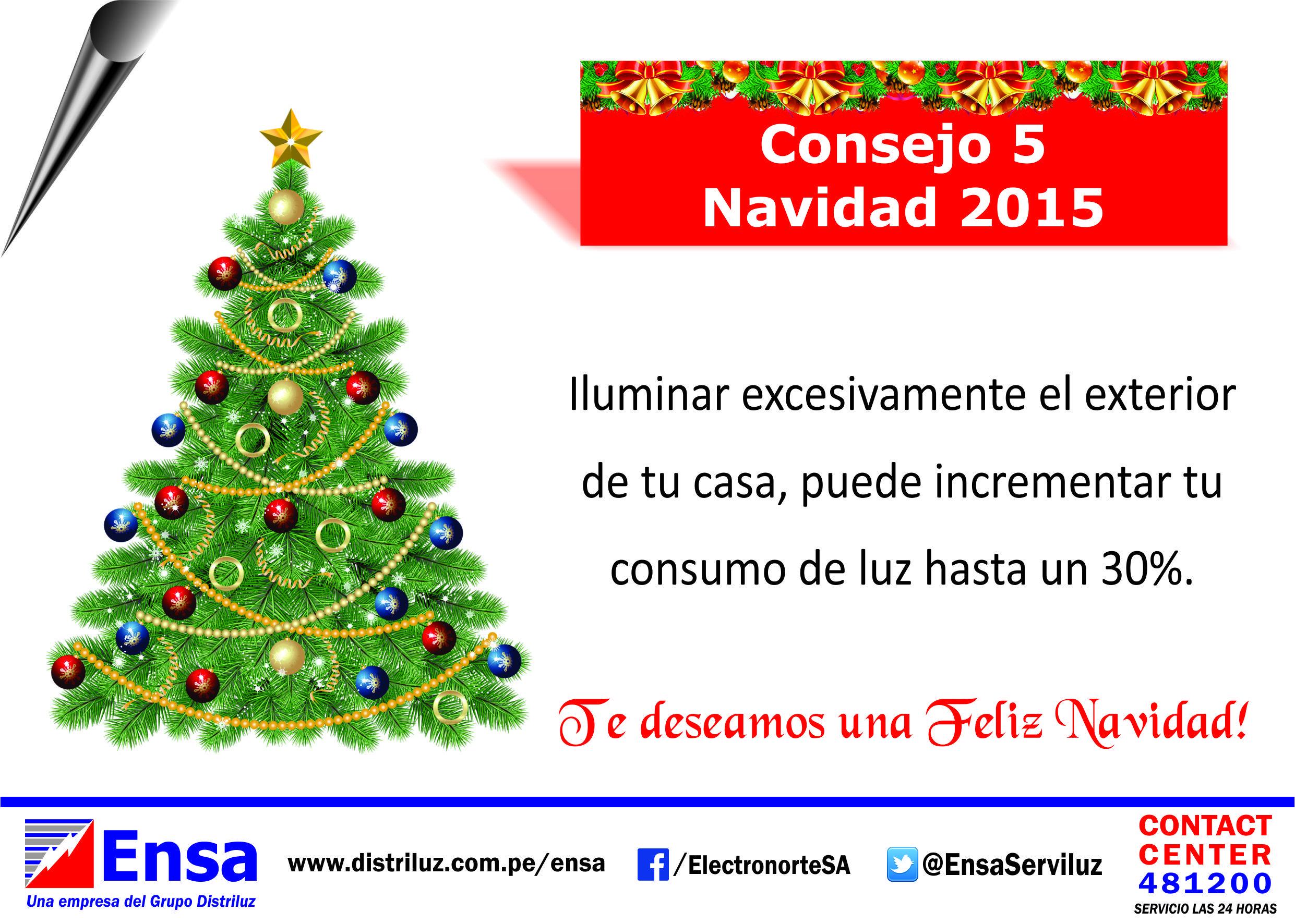 Superieur Cuida Tu Consumo, Aquí Una Idea De Cómo Ahorrar Energía En Esta  #NavidadEnsa ¡Comparte!