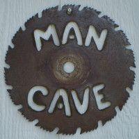 man cave wall