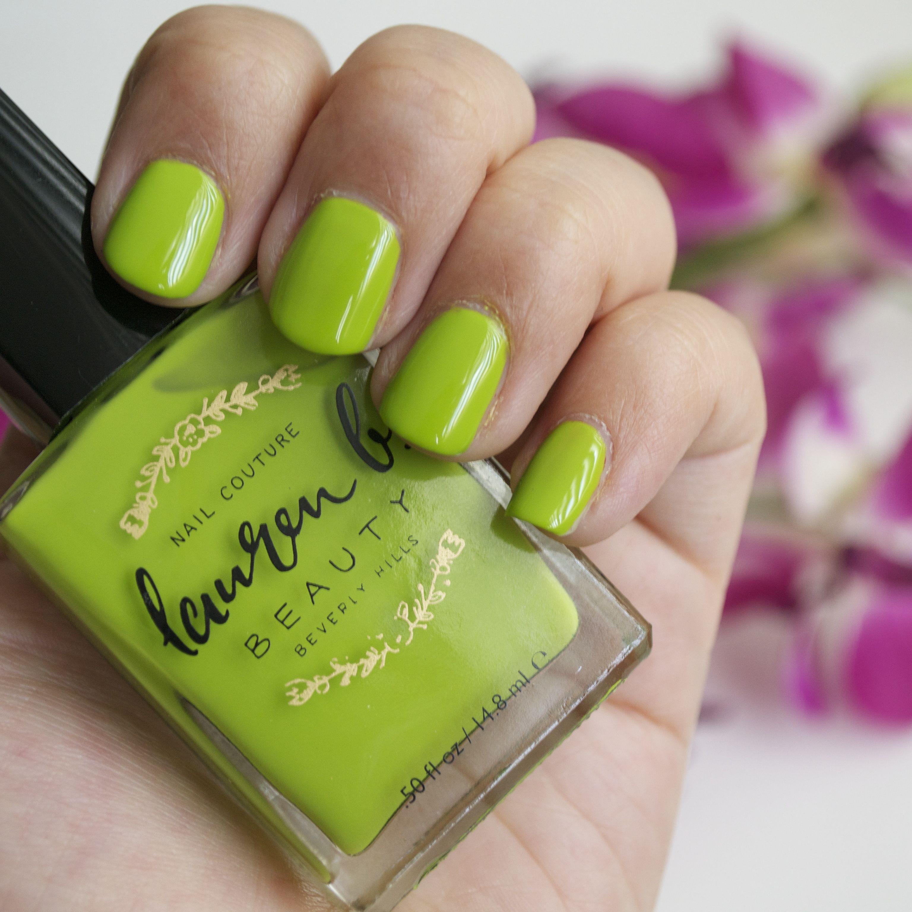 Lauren B Beauty #ImJuicing | Nail Swatches | Pinterest