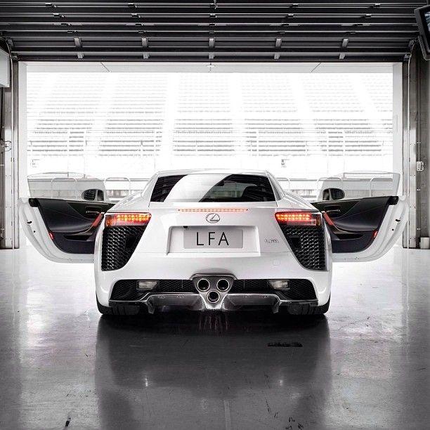 Lexus LFA Dream