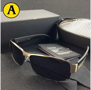 70868c599f70d Barato Oculos De Sol Masculino Mercedes imitação grife óculos De Sol dos  homens Polarized óculos De