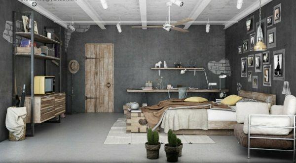 schlafzimmer : schlafzimmer modern rustikal schlafzimmer modern ... - Schlafzimmer Rustikal Modern