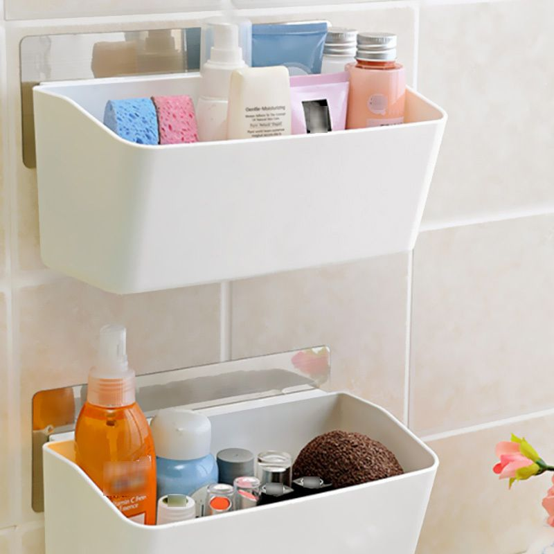 Self Adhesive Bathroom Wall Storage Multi Functional Bathroom Kitchen Shelving Shelves For Wall Storage Shelves Bathroom Wall Storage Bathroom Storage Shelves