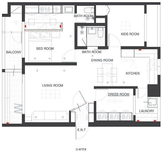 아파트·주택 인테리어 디자인, 카민디자인 정보 포트폴리오 ...