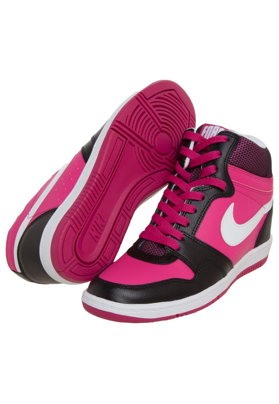 Tênis Nike Sportswear Force Sky High Rosa | Nike sportswear