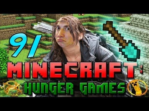 Minecraft Hunger Games W Mitch Game 91 Imma Dig Yo Face D Playlist Hunger Games Hunger Games Humor Jerome Youtube