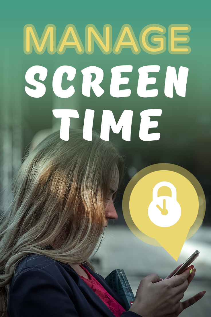 Screen Time Management Parental control apps, Screen