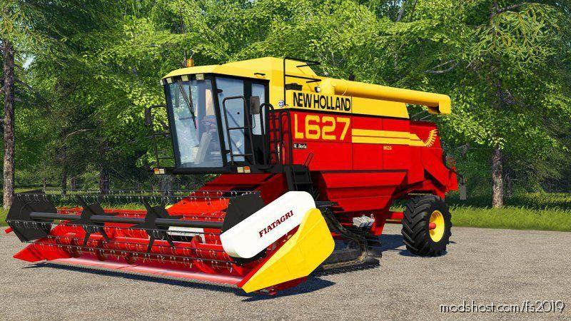 Farming Simulator 19 Download Fiatagri L Series Mod in