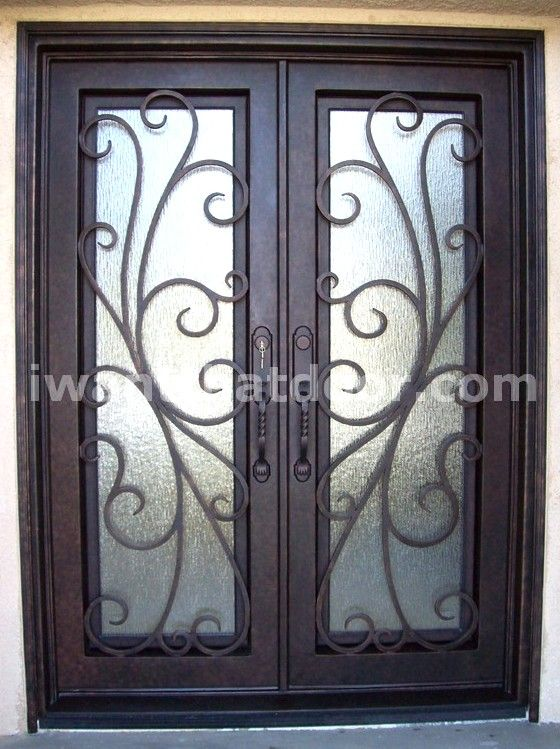 We Are The Leading Custom Iron Door Company In The Nation, Matching Our  Custom Iron Doors To Any Style And Specification That You Request.