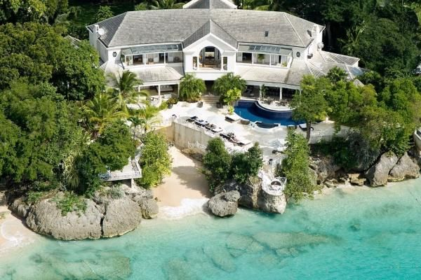 Cove Spring House - Beachfront | Barbados Dream villas