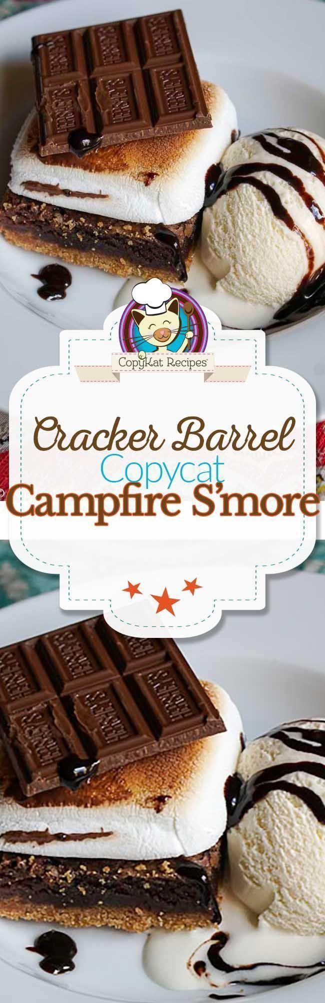 Cracker barrel campfire smores receta solutioingenieria Image collections
