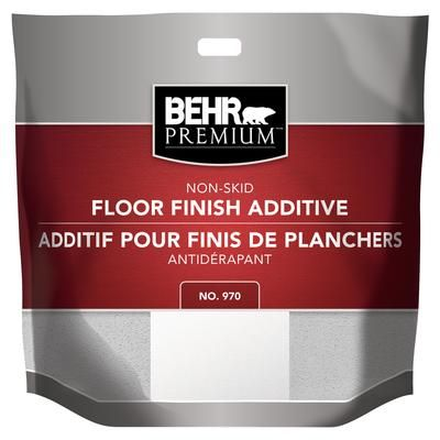 behr behr non skid floor finish additive 85g 97024 home depot