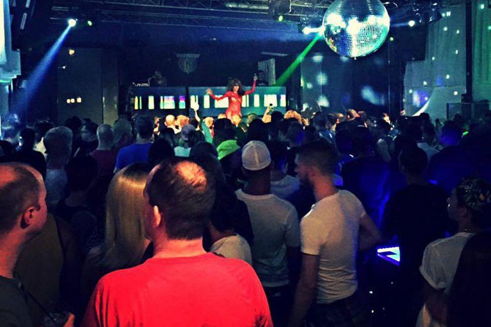 club Gay florida night