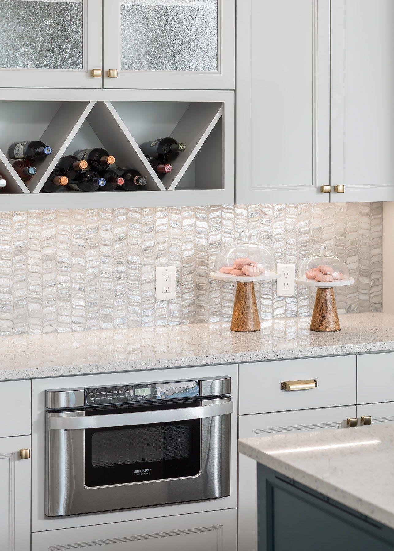 Light Gray Kitchen Bright And Beautiful Kitchen Wine Rack Built In Wine Rack Wine Storage Kitchen