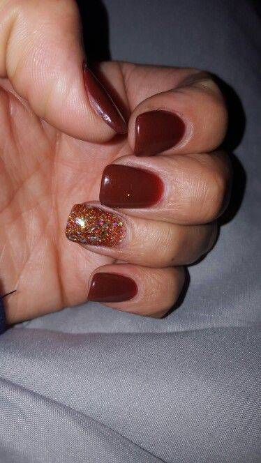 Love Sns Pretty Fall Color Sns Nails Colors Dipped Nails Nail Colors