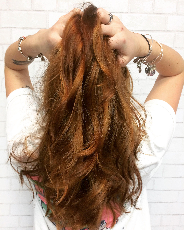 Red balayage hair color pinterest red balayage balayage and