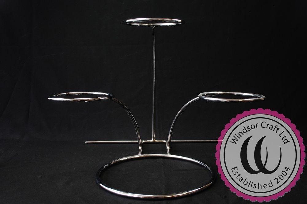 4 tier offset wedding cake stand metal wedding cake