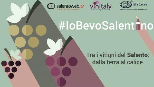 Salentoweb.tv presenta #iobevosalentino. Leggi l'articolo: http://www.salentoweb.tv/news/9393/vinitaly-2015-salentowebtv-presenta