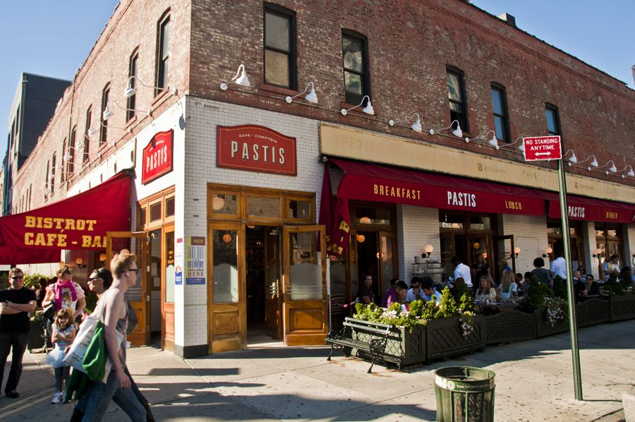 Pastis New York City Favorite Fooderies In 2019